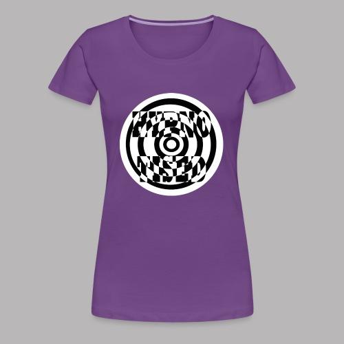 HYPNO-TISED - Women's Premium T-Shirt