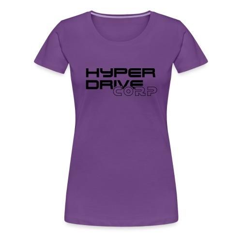 Hyperdrive Corporation - T-shirt Premium Femme