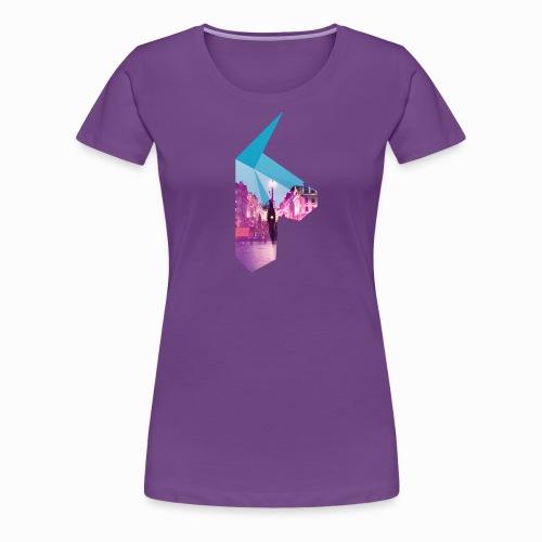 London on the CORE - Women's Premium T-Shirt