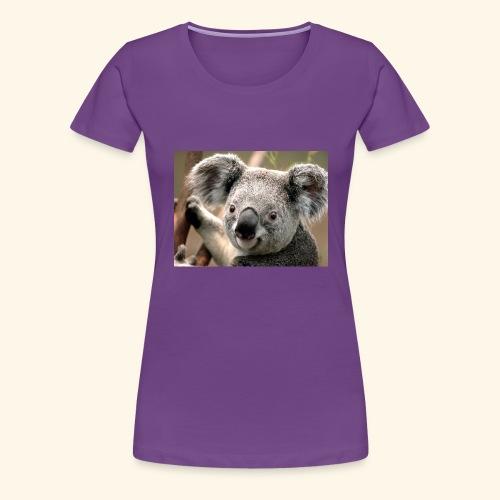 Koala - Frauen Premium T-Shirt