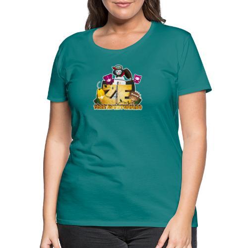 zeTerraAventuriere - T-shirt Premium Femme