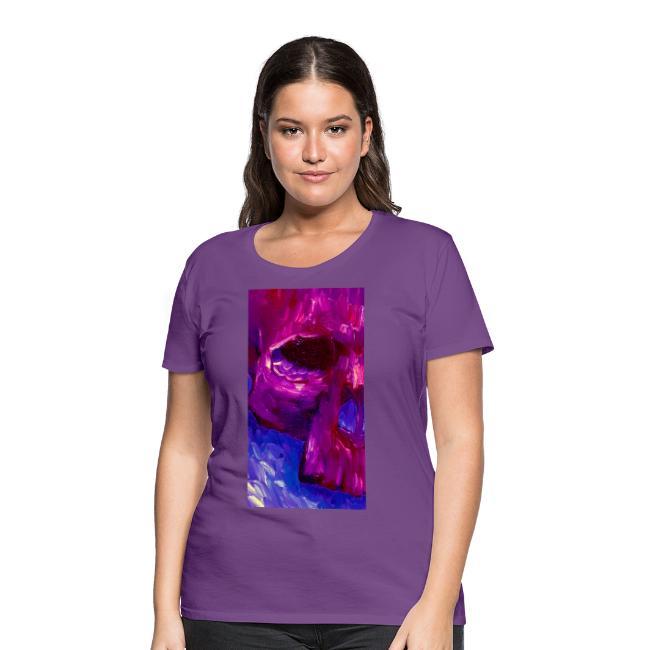 Purple Skull #2