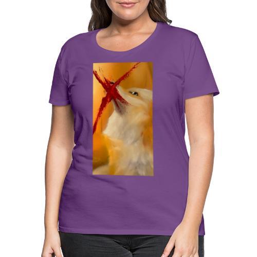 Shot? #2 - Vrouwen Premium T-shirt