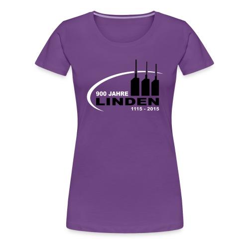 900 Jahre Linden Warme Brüder - Frauen Premium T-Shirt
