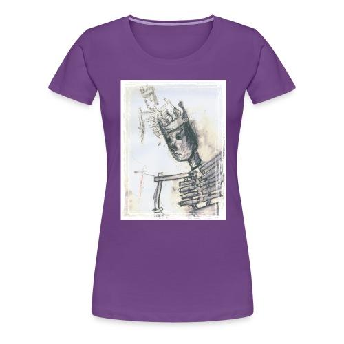 Black King - Frauen Premium T-Shirt