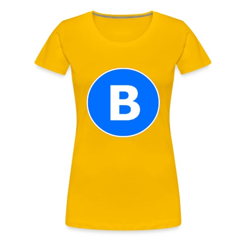 BluePrison - Dame premium T-shirt
