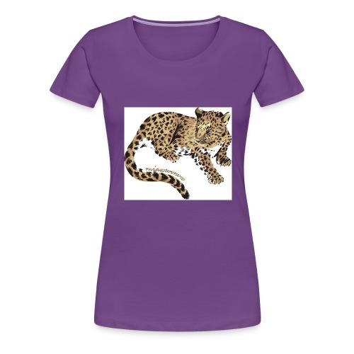 little leo - Frauen Premium T-Shirt