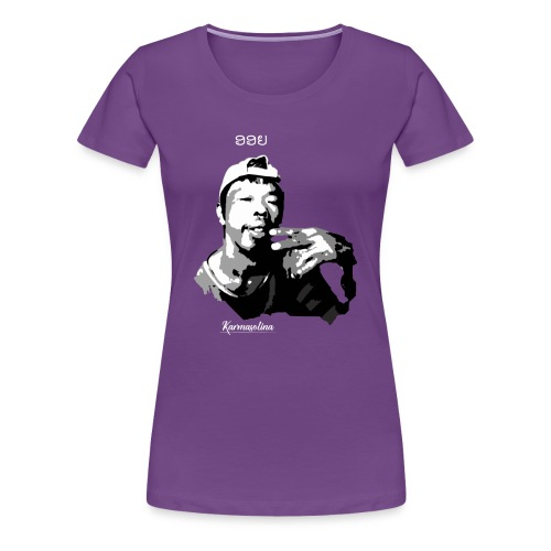 Mr Do by Karmasolina - T-shirt Premium Femme