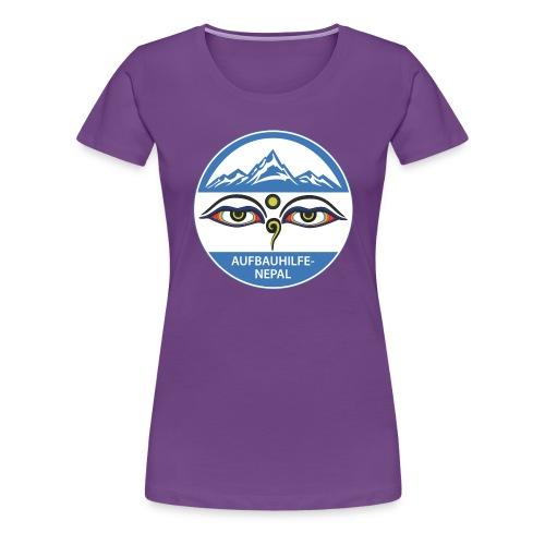ABH_Nepal T-Shirt - Frauen Premium T-Shirt