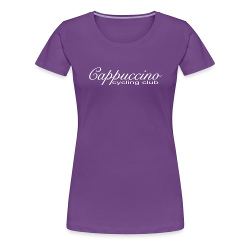 ccclogowhitetransparent - Women's Premium T-Shirt