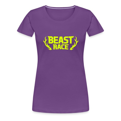 BEAST RACE - Women's Premium T-Shirt