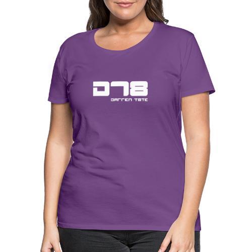 DT8 Project - Women's Premium T-Shirt