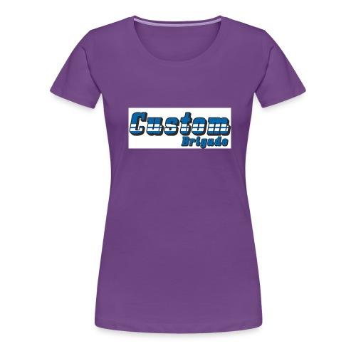 rscb - T-shirt Premium Femme