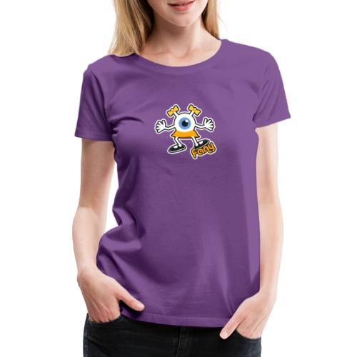Fany Full (Color) - T-shirt Premium Femme
