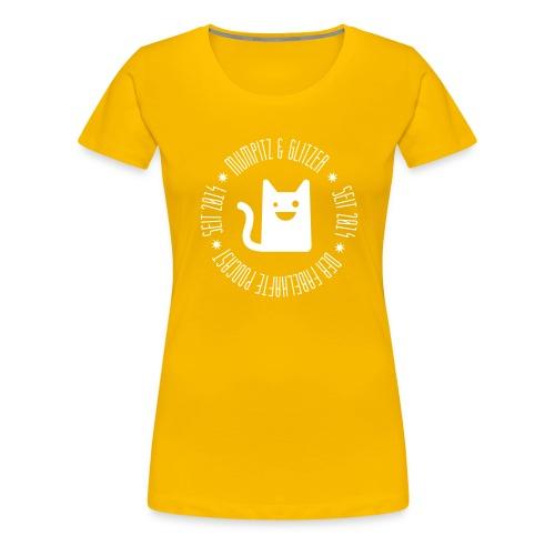 M&G Kreis - Frauen Premium T-Shirt