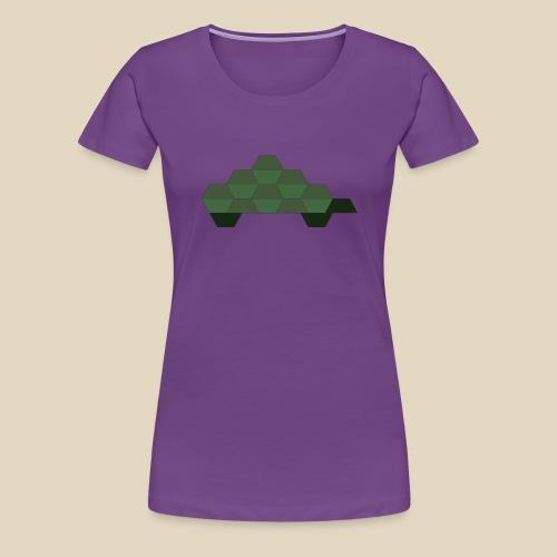 Turtle - T-shirt Premium Femme