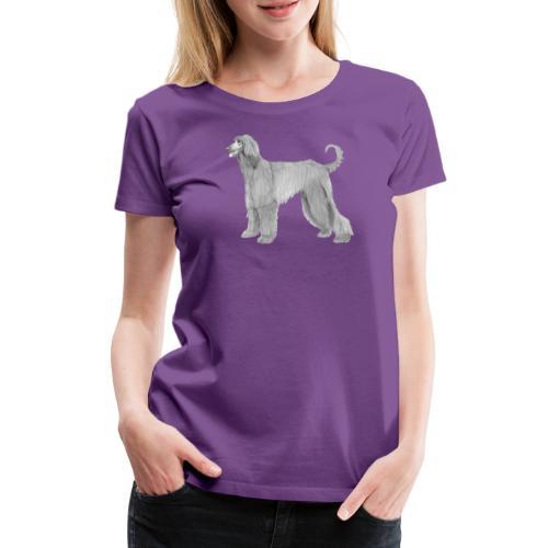 afghanskMynde - Dame premium T-shirt