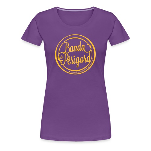 Banda Du Périgord - T-shirt Premium Femme