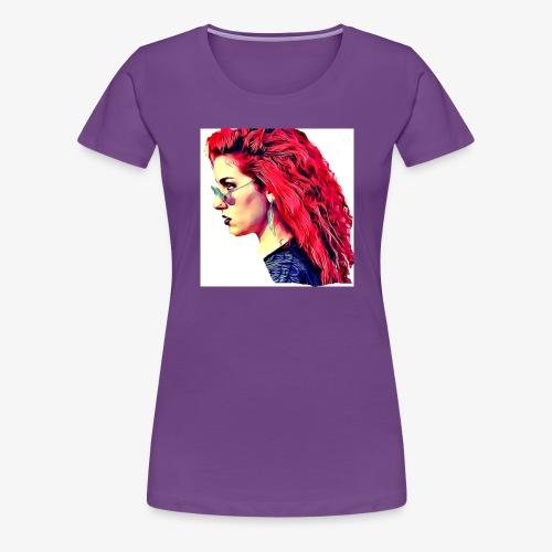 MINERVA - Camiseta premium mujer