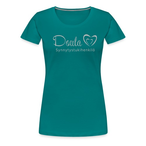 Doula paita - Naisten premium t-paita