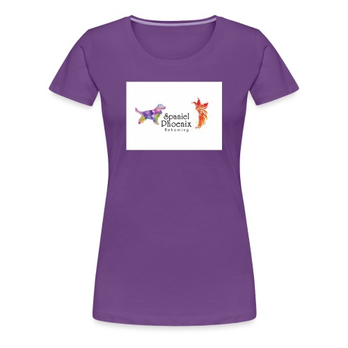 SPR 1 - Women's Premium T-Shirt