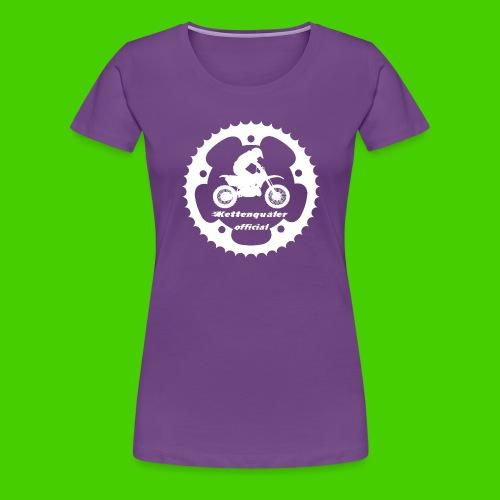 KettenquälerPulli - Frauen Premium T-Shirt