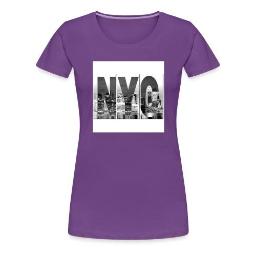 comanche - Camiseta premium mujer