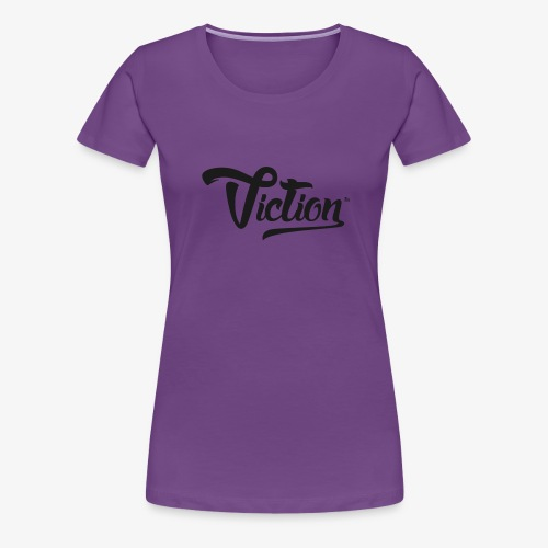 Brush Logo - Women's Premium T-Shirt