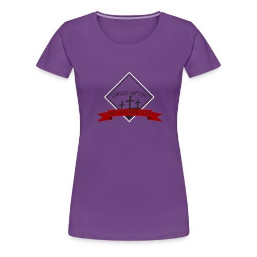Cross Nation 2017 - Women's Premium T-Shirt