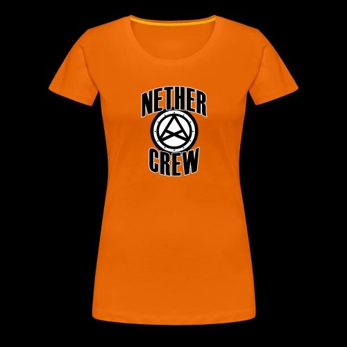 Nether Crew Classic T-shirt - Maglietta Premium da donna