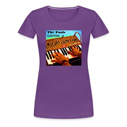 The Fools Rarities - Premium-T-shirt dam