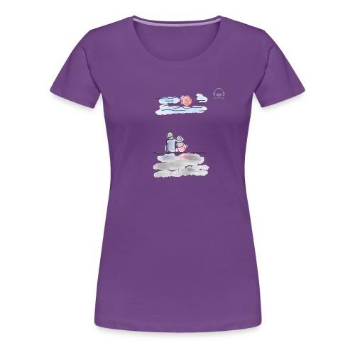 Lances Love - Camiseta premium mujer