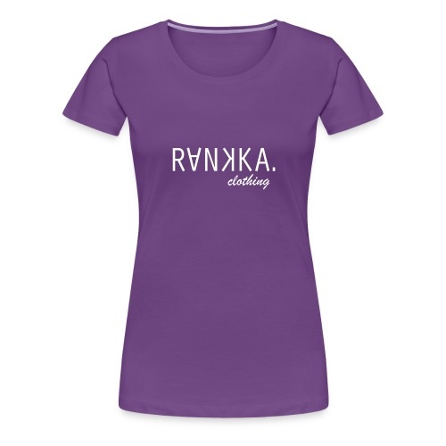Rankka.clothing - Naisten premium t-paita