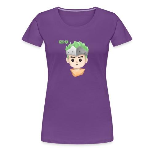 Young Genji - Made by Alpha - Frauen Premium T-Shirt