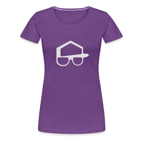 Offisiell p0kker - Premium T-skjorte for kvinner