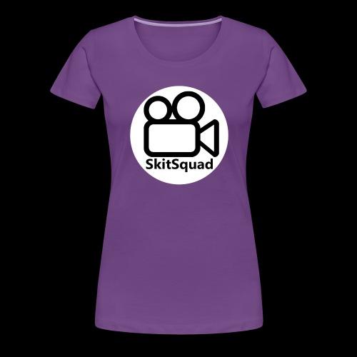 SkitSquad - Women's Premium T-Shirt