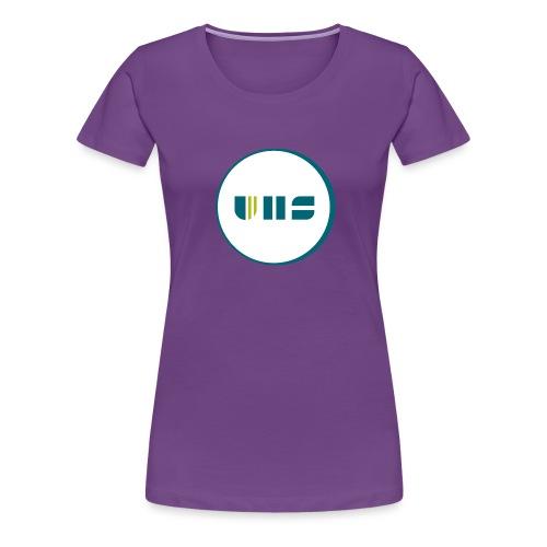 UHS Logo - Frauen Premium T-Shirt