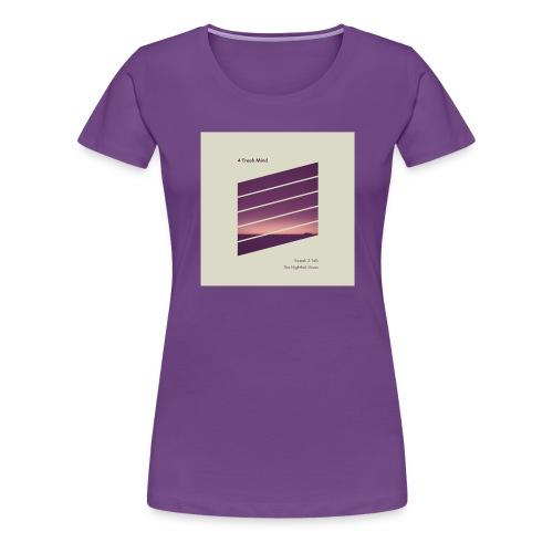 4 Track Mind - Women's Premium T-Shirt