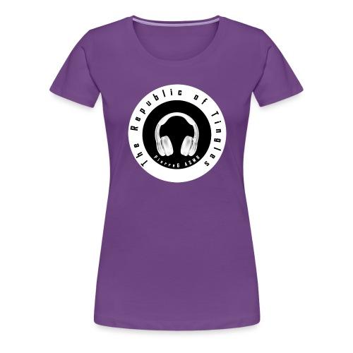 The Republic of Tingles [PierreG ASMR] - T-shirt Premium Femme