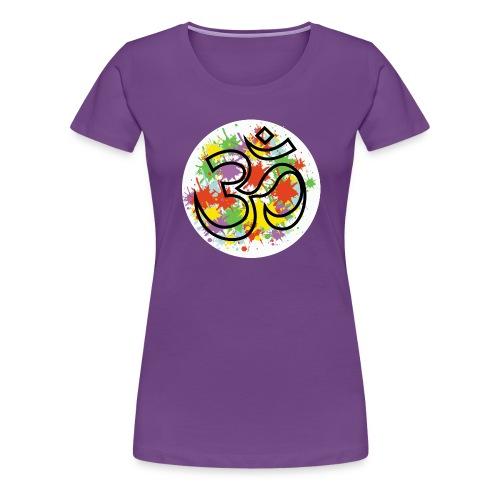 om - T-shirt Premium Femme