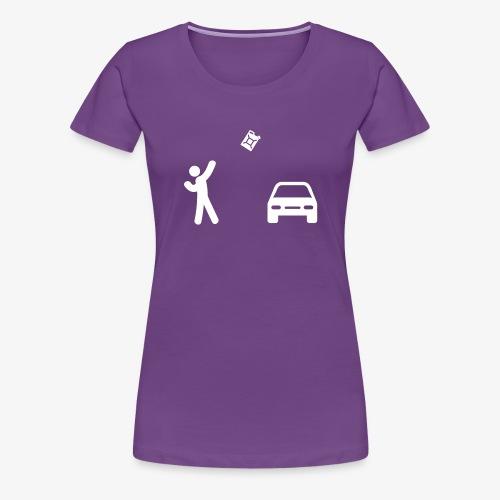 JeroenBasic - Vrouwen Premium T-shirt