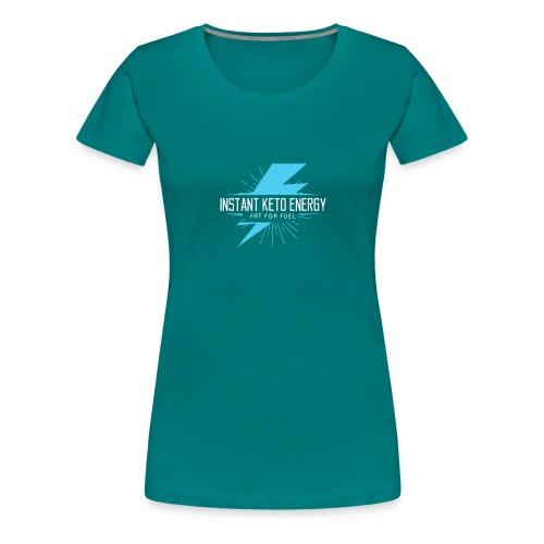 instantketoenergy - Frauen Premium T-Shirt