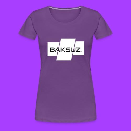 BAKSUZ - Frauen Premium T-Shirt