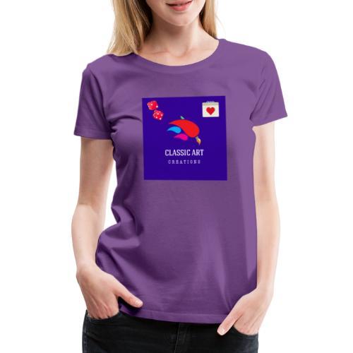 6B922284 9DFD 4417 87EA A64B8AD9B6BE - Camiseta premium mujer
