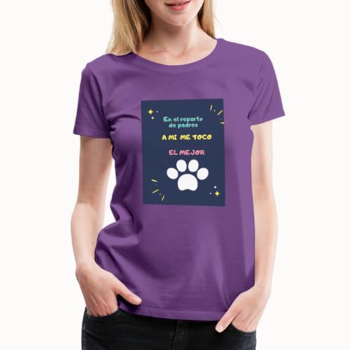 are the family we choose 2 - Camiseta premium mujer