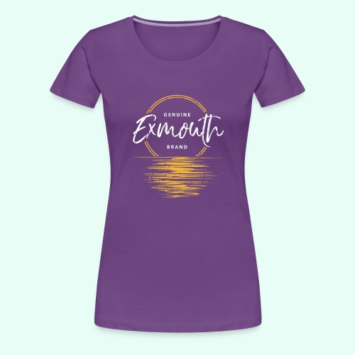 ETSS_Sunset_GCv1 - Women's Premium T-Shirt