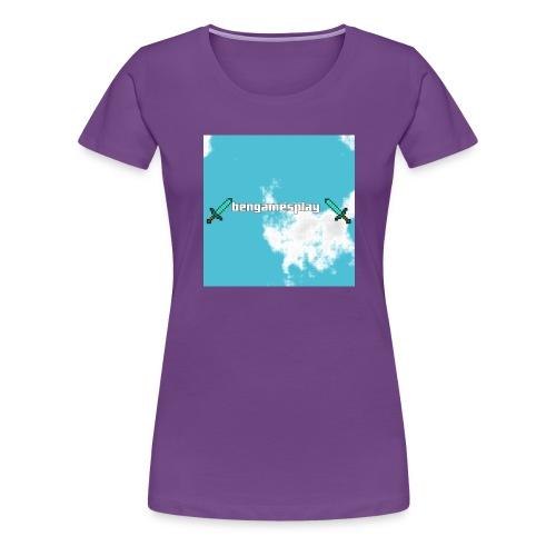 pull - Vrouwen Premium T-shirt