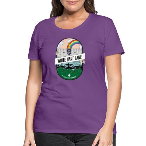 WHL - Premium-T-shirt dam