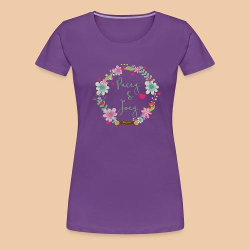 pacey joeycouleur png - T-shirt Premium Femme