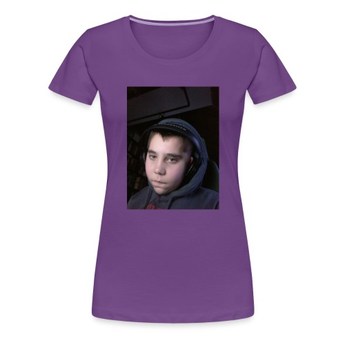 djyoutuber thisert - Vrouwen Premium T-shirt